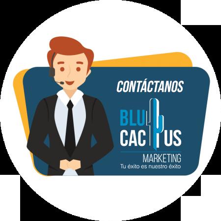 BluCactus Diseño de Presentaciones Contactanos