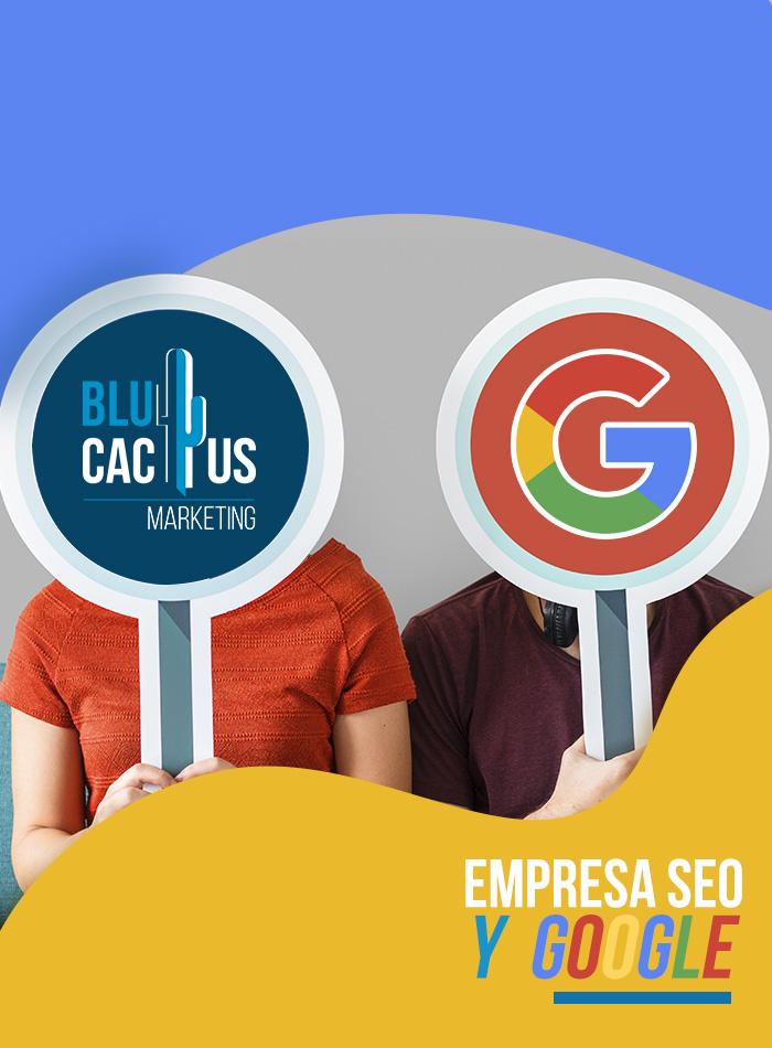 BluCactus - Posicionamiento Google