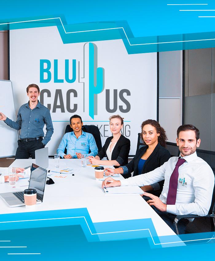 BluCactus - Empresa Diseño Gráfico - Presentaciones Corporativas
