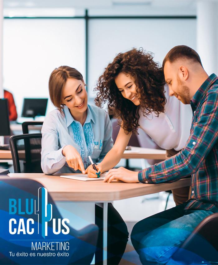 Blue Cactus - Agencia de Marketing Digital - Nuestra vision