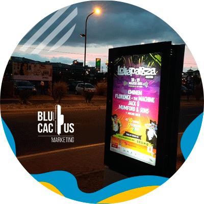 BluCactus -¿Qué es OOH y cuántos tipos hay? - backlight
