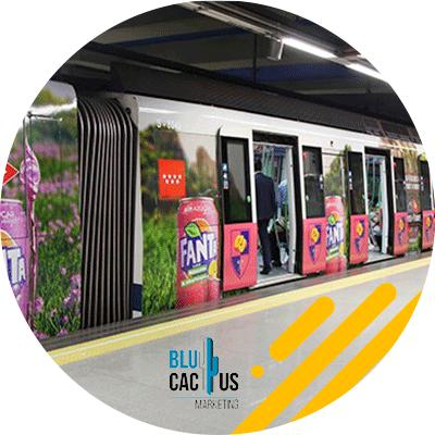 BluCactus - metro