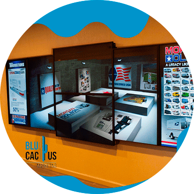 BluCactus -¿Qué es OOH y cuántos tipos hay? - videowall