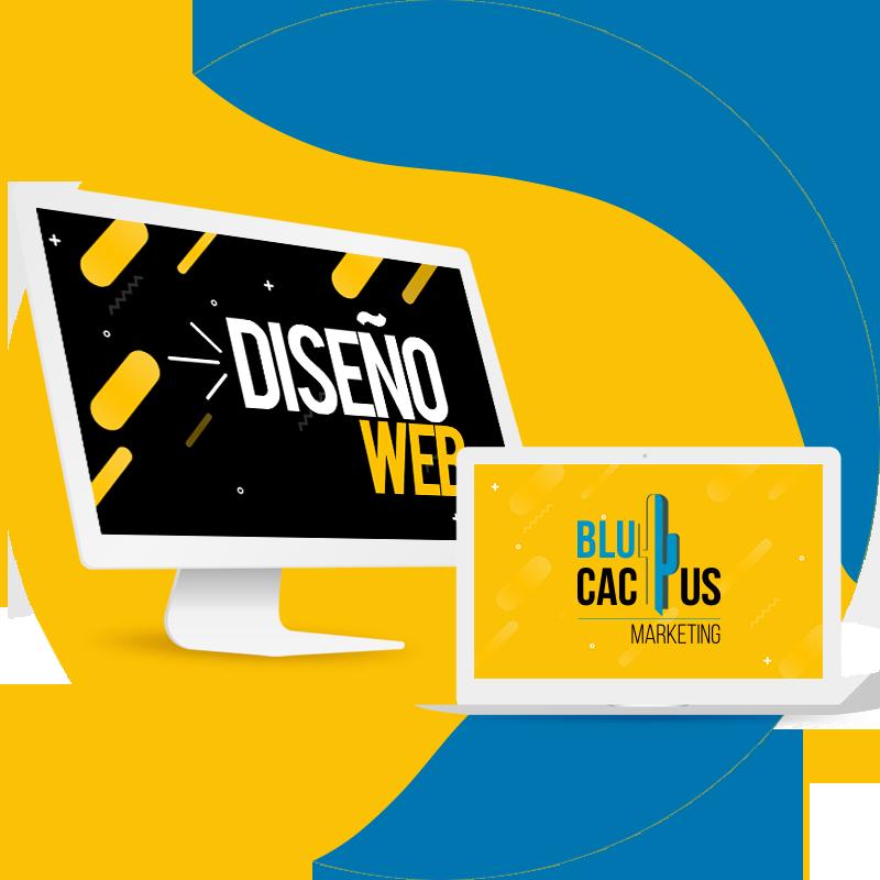 BluCactus - Empresa de Diseno Web