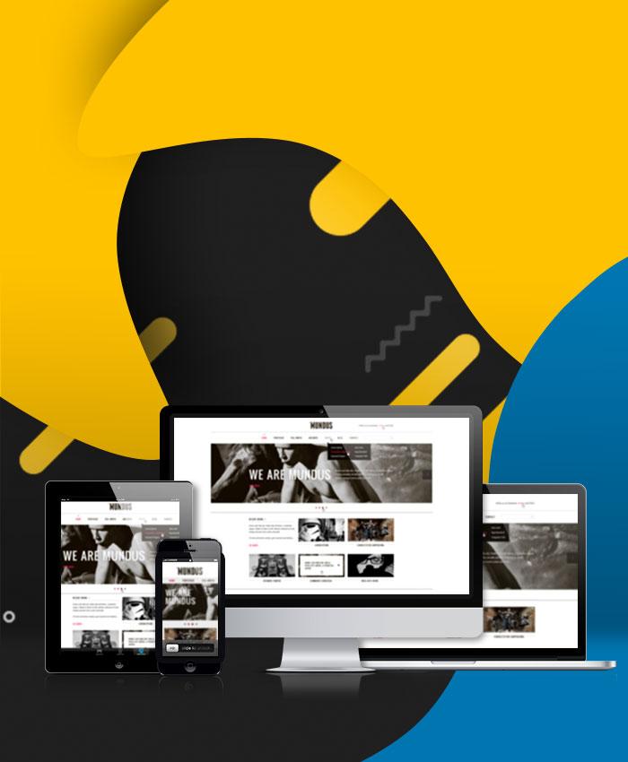 BluCactus - Diseno web adaptable o responsivo