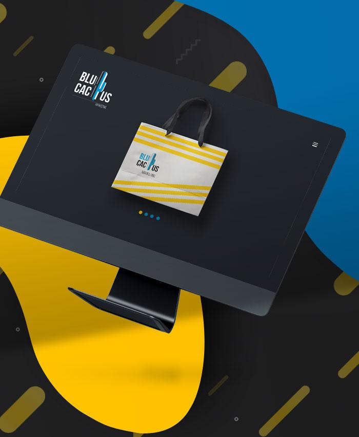 BluCactus - Diseno web eCommerce