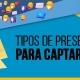 BluCactus - Tipos de Presentaciones para Captar Clientes - titulo