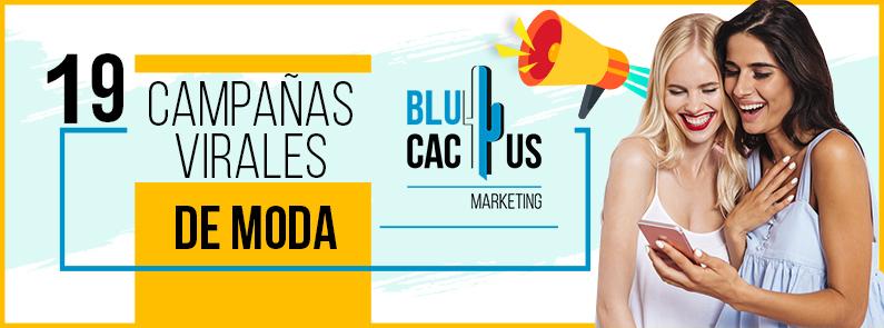 BluCactus -Campañas Virales de Moda - titulo