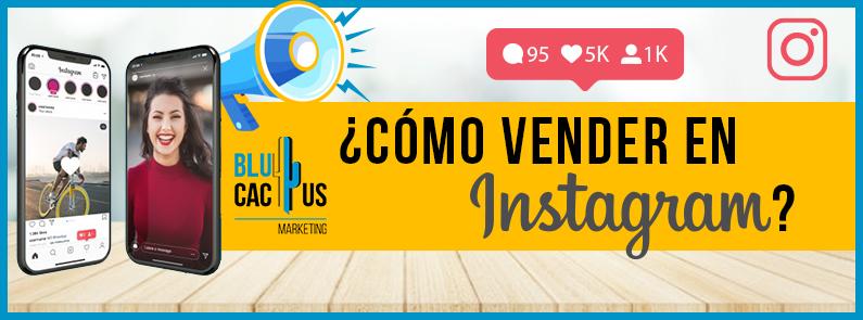 BluCactus -¿Como vender en instagram? - titulo