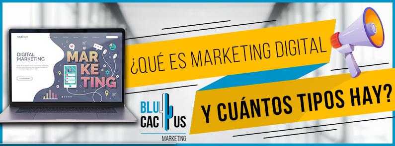BluCactus - Marketing digital - titulo