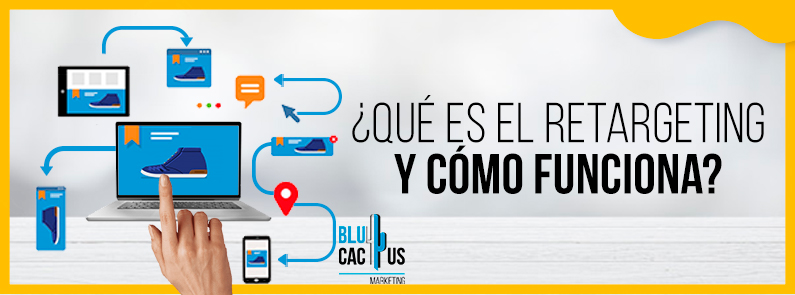 BluCactus - Qué es el retargeting - TITULO