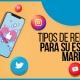 BluCactus - Tipos de redes sociales para su estrategia de Marketing- Titulo
