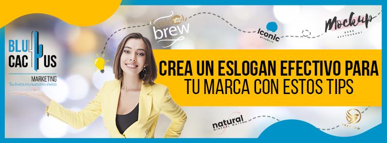BluCactus - Un plan branding es tener un eslogan efectivo para tu marca- titulo