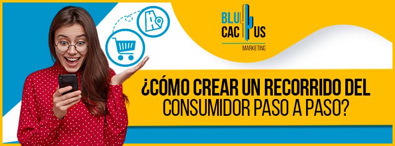 BluCactus - recorrido del consumidor - banner