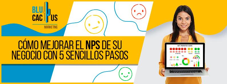 Blucactus-Como-mejorar-el-NPS-de-su-negocio-con-5-sencillos-pasos-portada