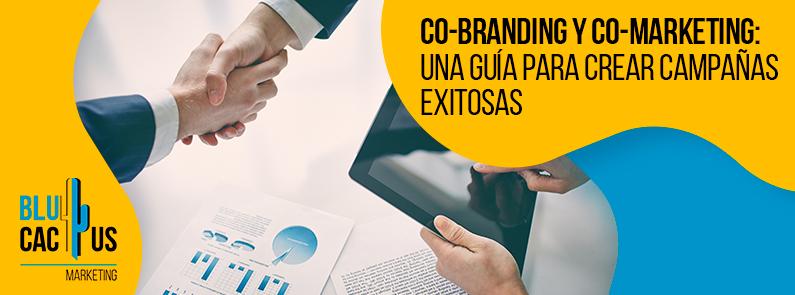 BluCactus - Co-branding y co-marketing: una guía para crear campañas exitosas